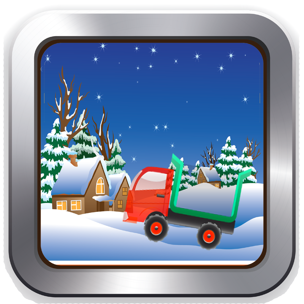 Ice Village - Truck Delivery Race