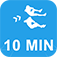 10 Minute Abs Calisthenics Challenge - Get your six pack with Full Fitness exercise workout trainer